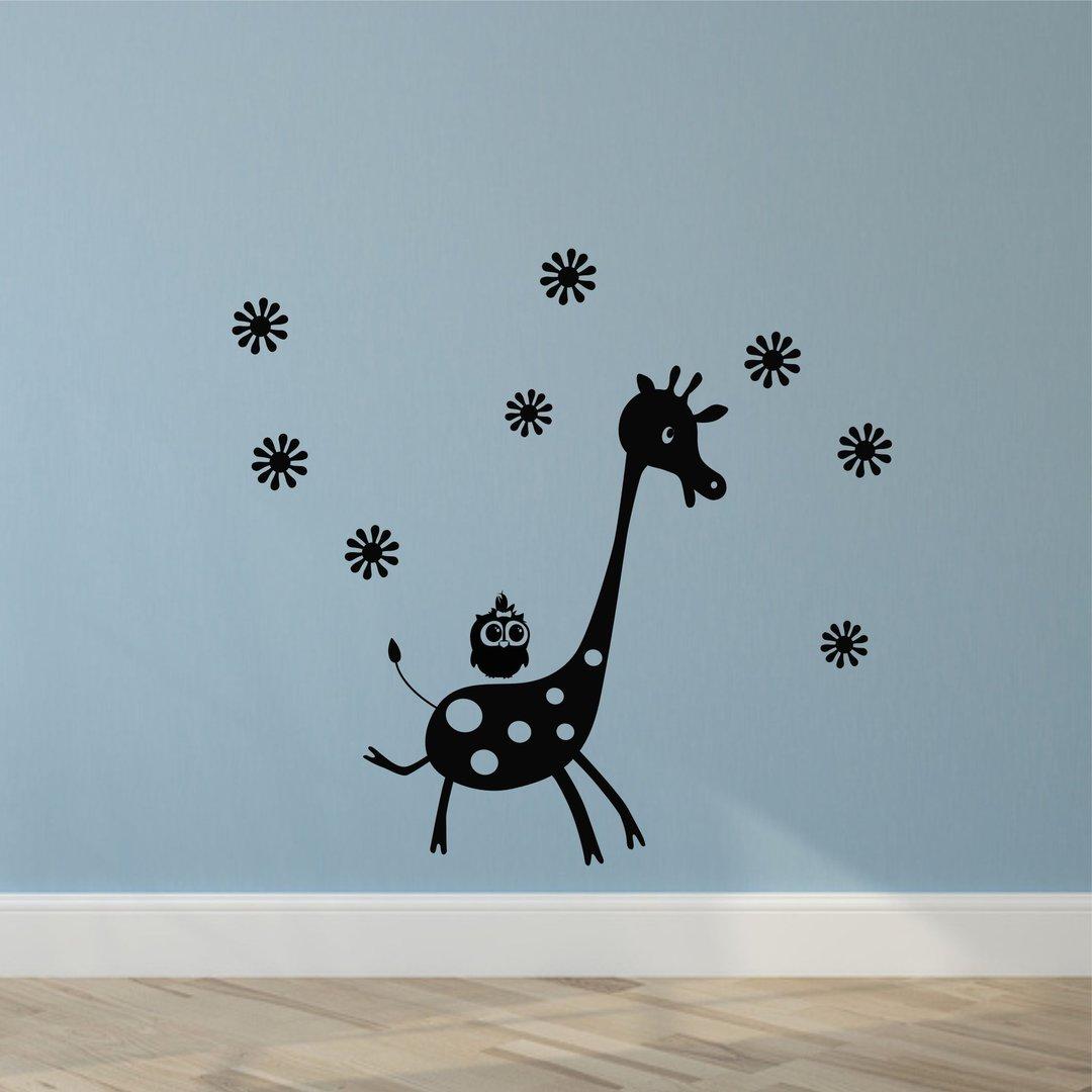 Einzigartig Wandtattoo Drachen Dekoration Von Mit Baby Eule